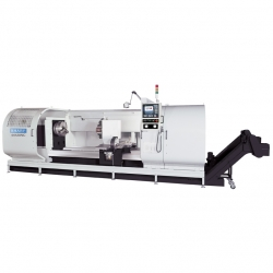 Sharp CNC Big Bore Lathes STC-38   CNC