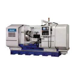 Sharp CNC Big Bore Lathes STF-44   CNC